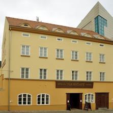 Budova - Pivovar Hotel Na Rychtě