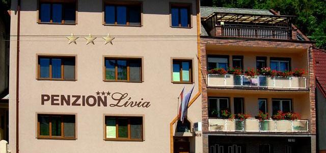 Penzion Livia Trenčianske Teplice