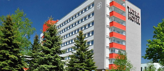 Tatra hotel Poprad