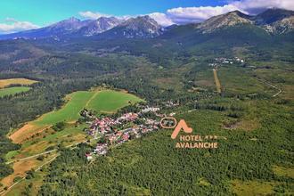 Hotel Avalanche Štôla 305048458