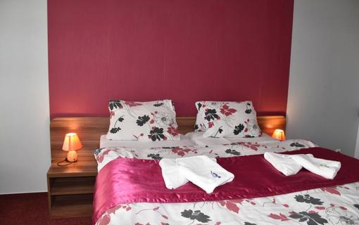 Hotel Avalanche Izba Double
