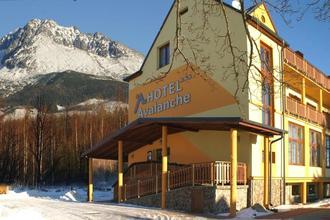 Štôla-Hotel Avalanche