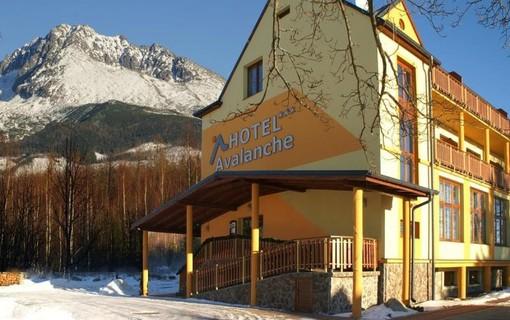 Podzimní relax pobyt na 2 noci-Hotel Avalanche 1154821089