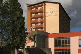 Vysoké Tatry-Grand Hotel Bellevue