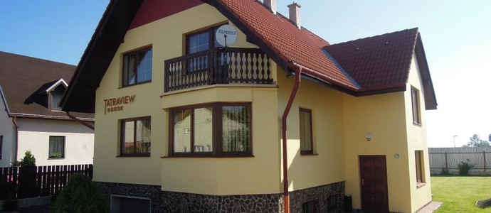 Tatraview House Veľká Lomnica