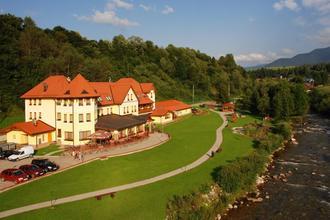 Hotel Julianin dvor Habovka 48689946