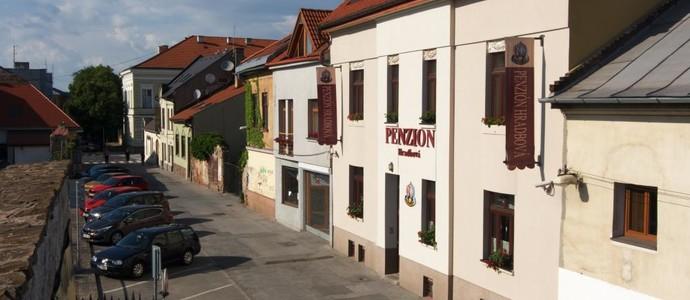 Penzión Hradbová Košice