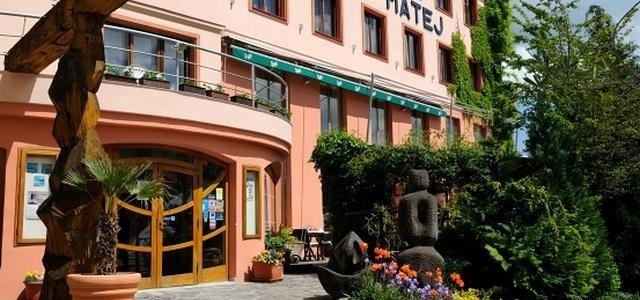 Hotel Grand Matej Banská Štiavnica