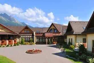 Nová Lesná-Hotel Amalia