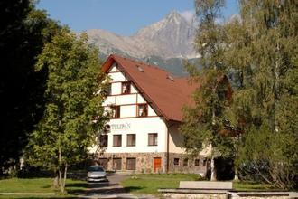 Hotel Tulipán Tatranská Lomnica