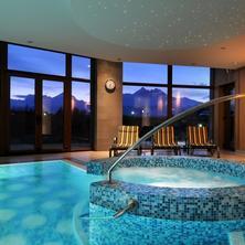 Luxusný Hotel INTERNATIONAL-Veľká Lomnica-pobyt-Wellness pobyt s polopenzí na tři noci