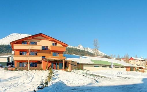 Léčebný pobyt Tip-Hotel Palace Grand - Kúpele Nový Smokovec 1153961397