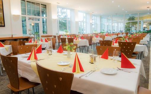 hotel PALACE jedáleň