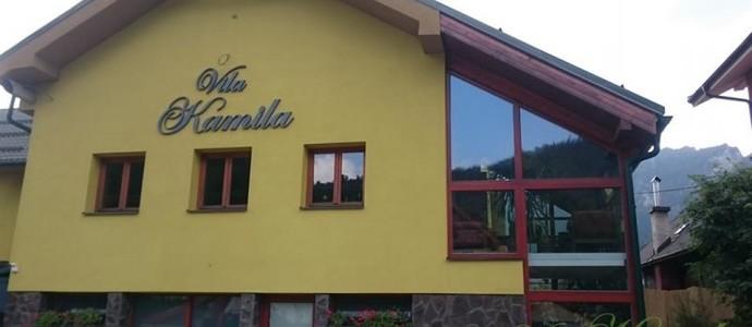 Vila Kamila Terchová