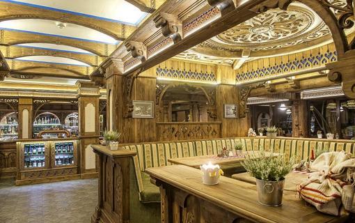 Hotel Bachledka Strachan Reštaurácia