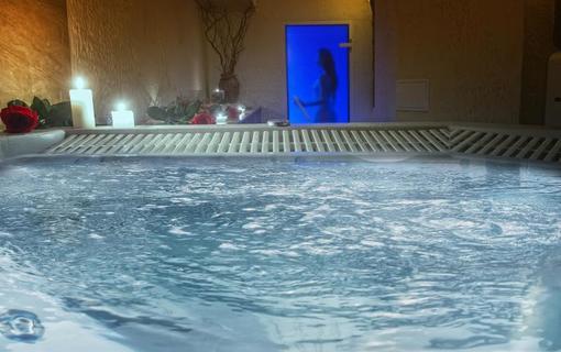 Hotel Bachledka Strachan wellness vírivka