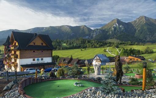 Hotel Bachledka Strachan 1154911989