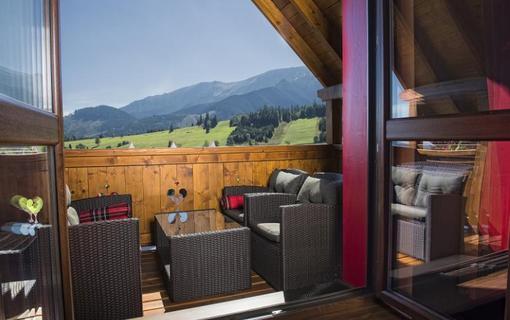 Hotel Bachledka Strachan Grand apartmán