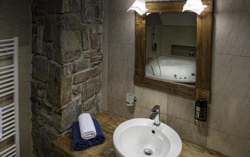 Hotel Bachledka Strachan kúpeľňa