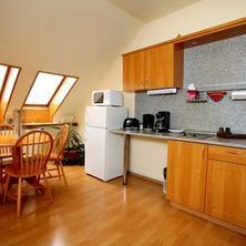 Apartmán - kuchyňa