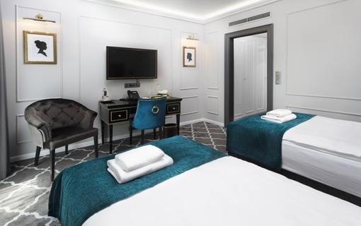 Hotel Zlatý Kľúčik superior izba