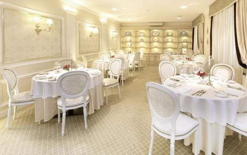 Hotel Zlatý Kľúčik reštaurácia