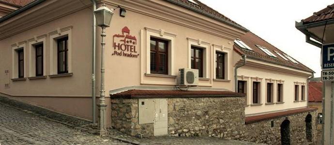 Hotel Pod Hradom Trenčín