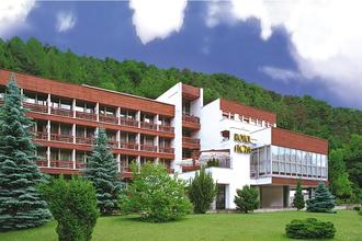 Trenčianske Teplice-Hotel Flóra