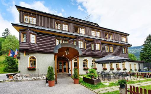 Alpský hotel+ 1154273883