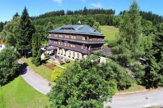 Špindlerův Mlýn-Alpský hotel+