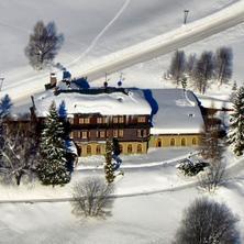Alpský hotel+