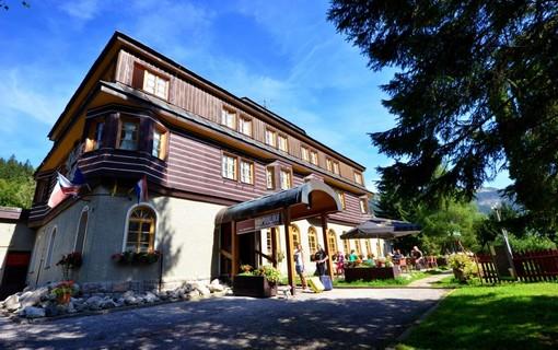 Pobyt v Alpském hotelu s polopenzí a wellness -Alpský hotel+ 1154273879