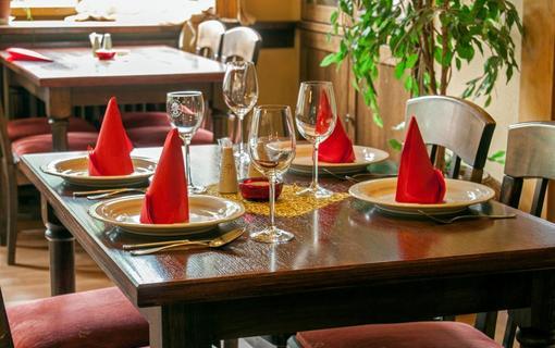 Alpský hotel+ restaurace