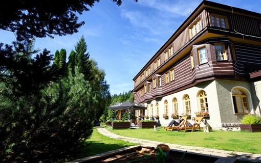 Pobyt v Alpském hotelu s polopenzí a wellness -Alpský hotel+ 1154273881