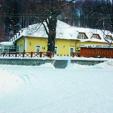 PARKHOTEL  na Baračke-Trenčianske Teplice-pobyt-Vánoce na Baračke 2018