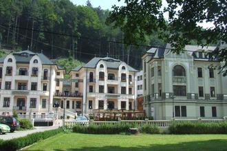 Trenčianske Teplice-Hotel Most Slávy