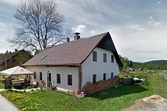 Chalupa pod jasanem Nová Pec