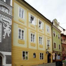 Residence Muzeum vltavínů Český Krumlov