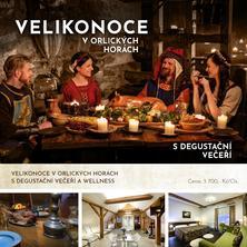 Hotel Tvrz Orlice-Letohrad-pobyt-Velikonoce v Orlických horách