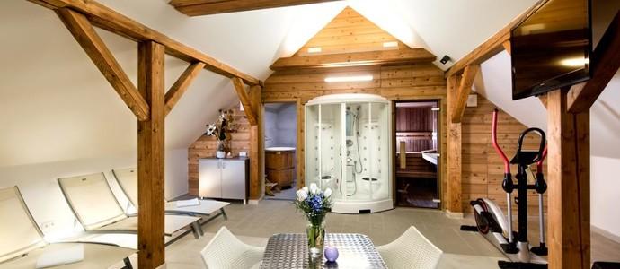 Hotel Tvrz Orlice-Letohrad-pobyt-Víkendová regenerace na 3 noci