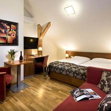 Hotel Tvrz Orlice-Letohrad-pobyt-Čtyřdenní relax a odpočinek