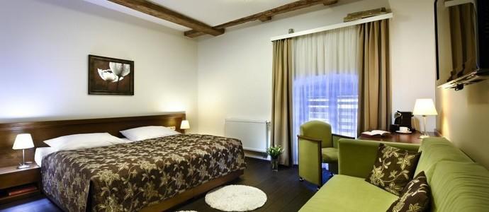 Hotel Tvrz Orlice-Letohrad-pobyt-Letní rodinná dovolená v Orlických horách na 3 noci