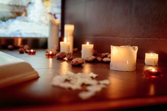 Olomučany-pobyt-Romantický wellness balíček v Moravském Krasu o víkendu