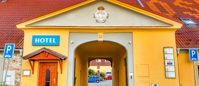 HOTEL RESTAURANT Na statku Náměšť nad Oslavou 1156739491