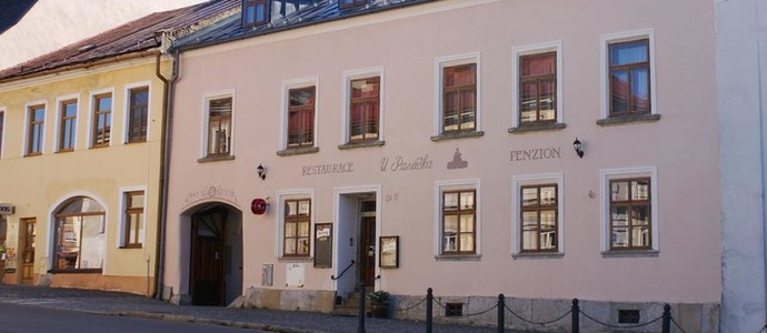Restaurace a Penzion U Pasáčka Nové Město na Moravě