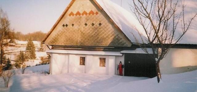 Romantická chalupa se špejcharem z 18. století Košťálov 45591700