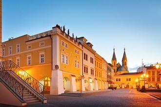 Kroměříž-Hotel a hostel U Zlatého kohouta