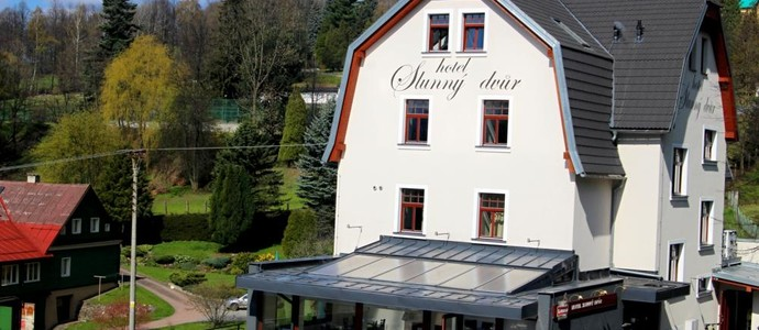 Hotel Slunný dvůr Jeseník