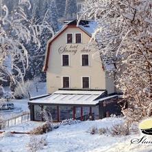 Hotel Slunný dvůr-Jeseník-pobyt-Lyže v Jeseníkách