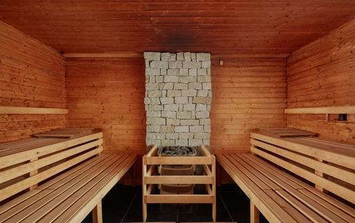 Hotel Slunný dvůr Resort Slunný dvůr, finská sauna